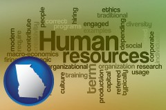 georgia human resources concepts