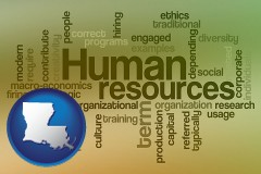 louisiana human resources concepts